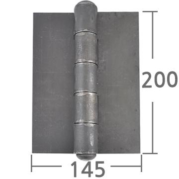 철용접경첩 200