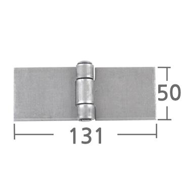 철용접경첩 50131