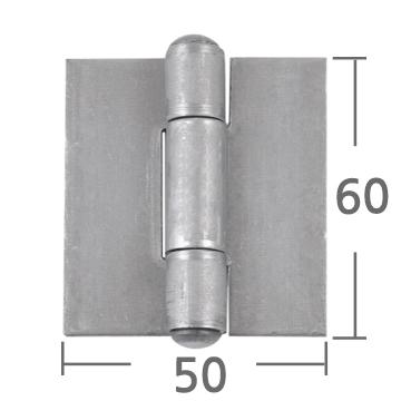 철용접경첩 60