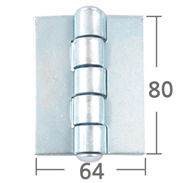철용접경첩 80