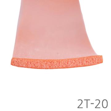 사각발포 패킹 220