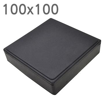 사각고무캡 100100
