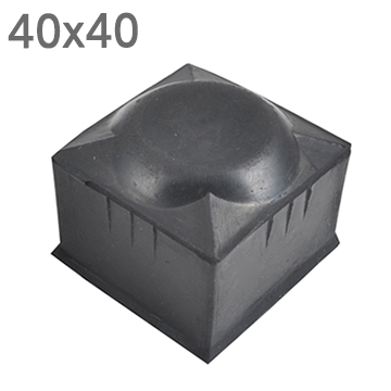 사각고무캡 4040